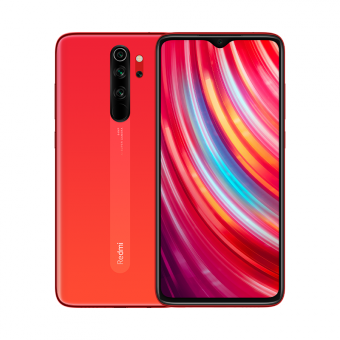 Redmi Note 8 Pro <br/> Orange [6 GB+128 GB]