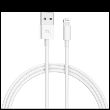 ZMI USB Cable(1m蘋果普通數據線) 米白