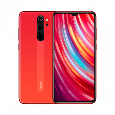 Redmi Note 8 Pro Coral Orange<br/>[ 6GB+128GB]