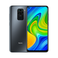 Redmi Note 9 Black 3GB+64GB