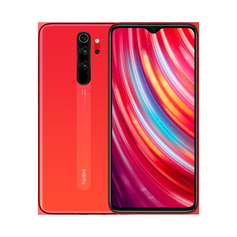 Redmi Note 8 Pro Coral Orange 6GB+64GB