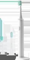 米家智能聲波電動牙刷T500+牙刷頭套裝