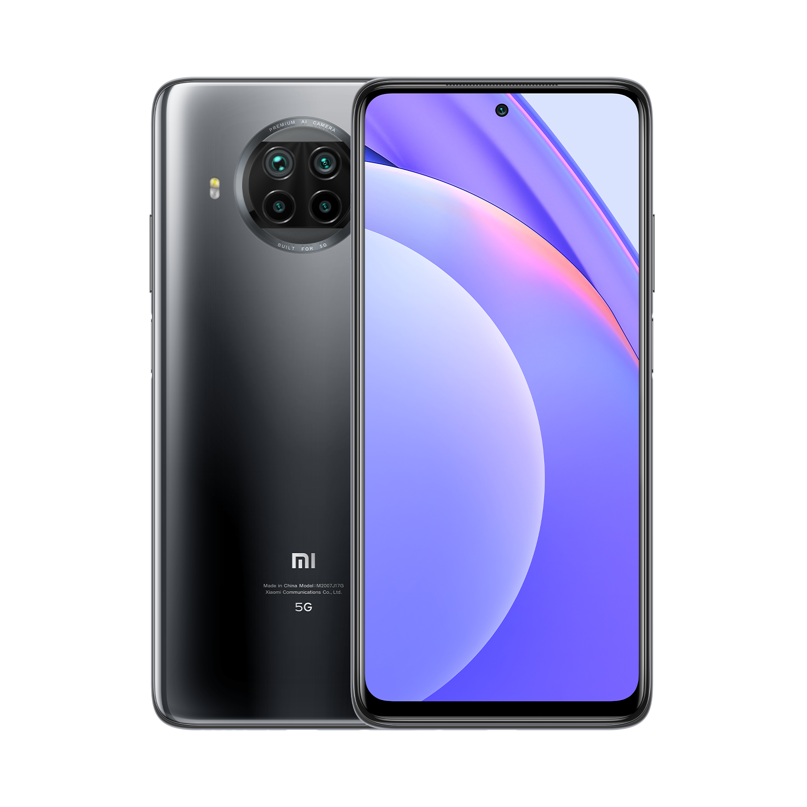 Mi 10T Lite 5G 6GB+128GB Pearl Gray | Xiaomi España丨Mi.com