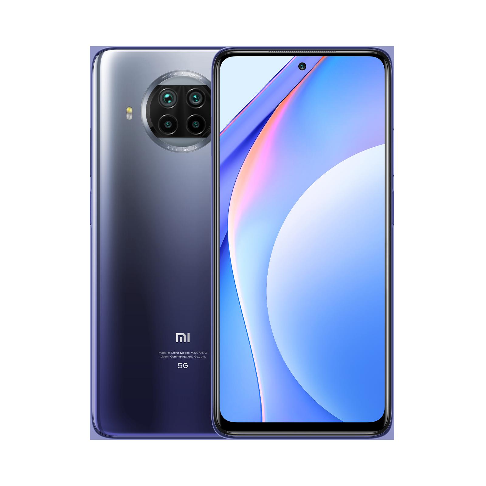 Mi 10T Lite 5G 6GB+64GB Atlantic Blue | Xiaomi España丨Mi.com