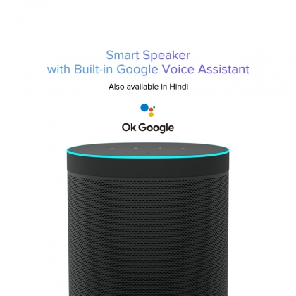 Mi Wifi Smart Speaker (With Google Assistant)