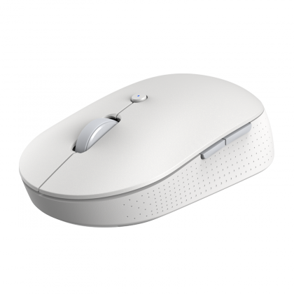 Mi Dual Mode Wireless Mouse Silent Edition Blanc