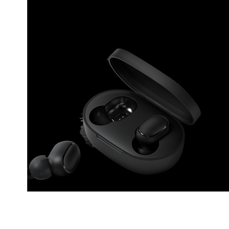 Mi True Wireless Earbuds Basic S Black