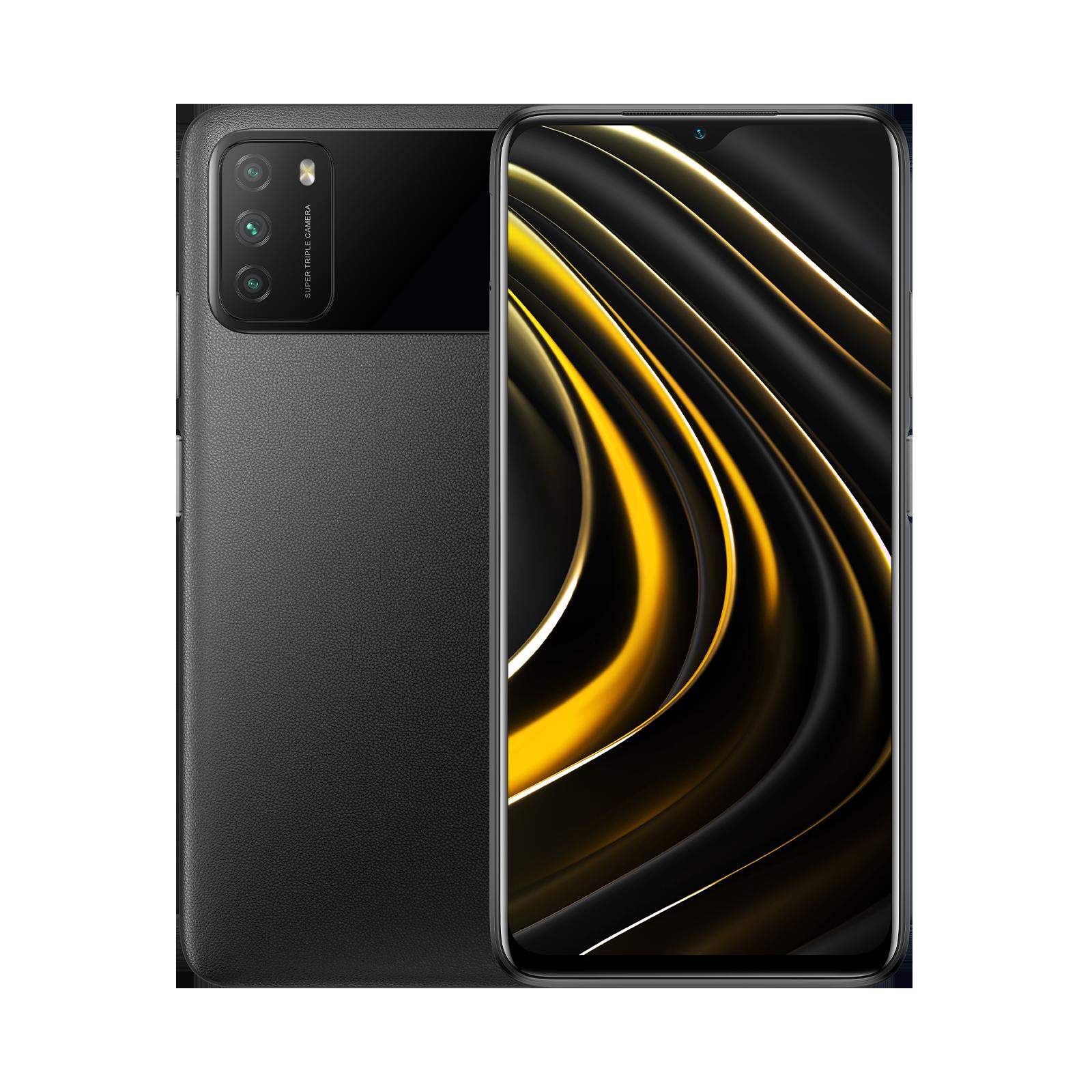 POCO M3 Negro Poderoso 4GB+128GB