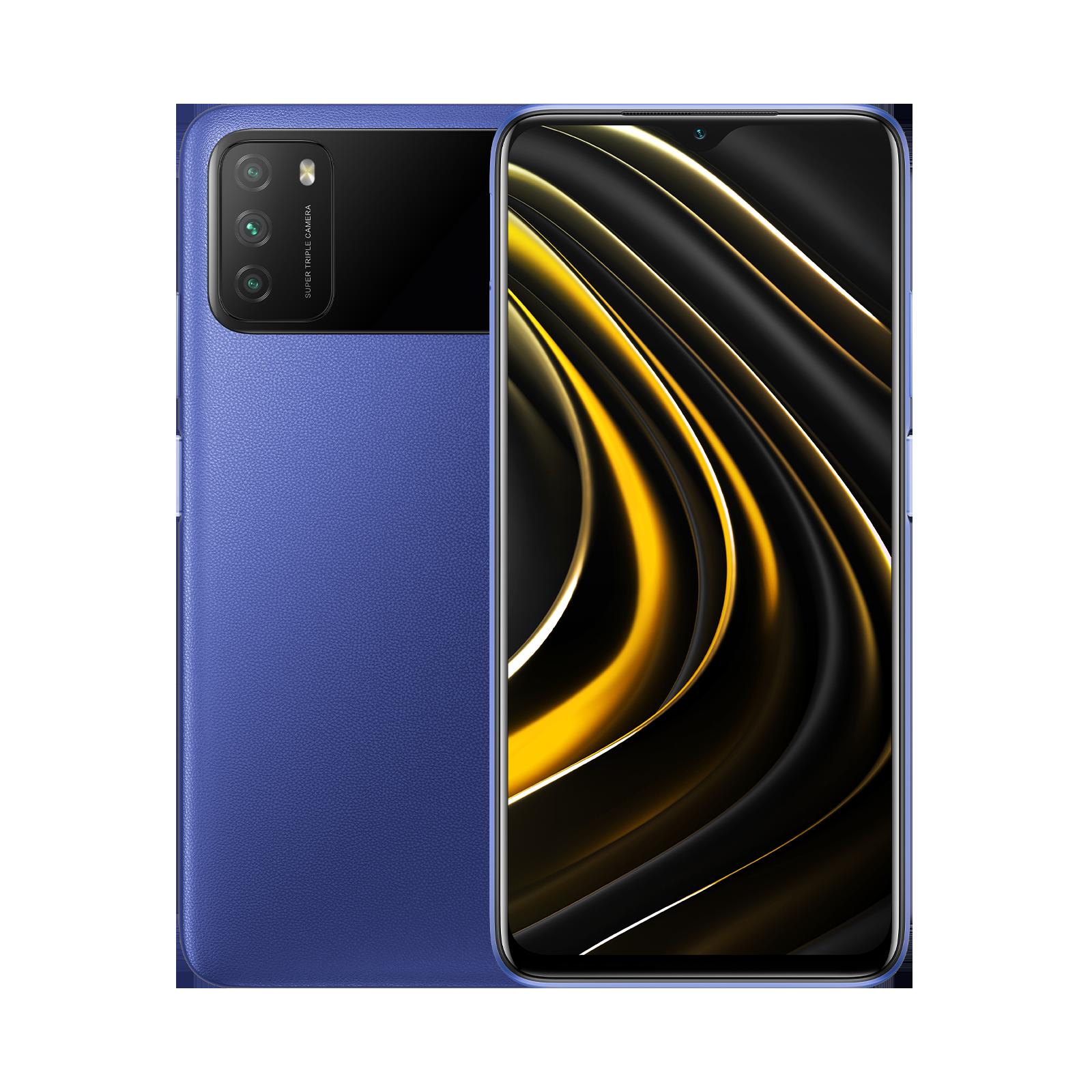 POCO M3 Cool Blue 4GB+64GB