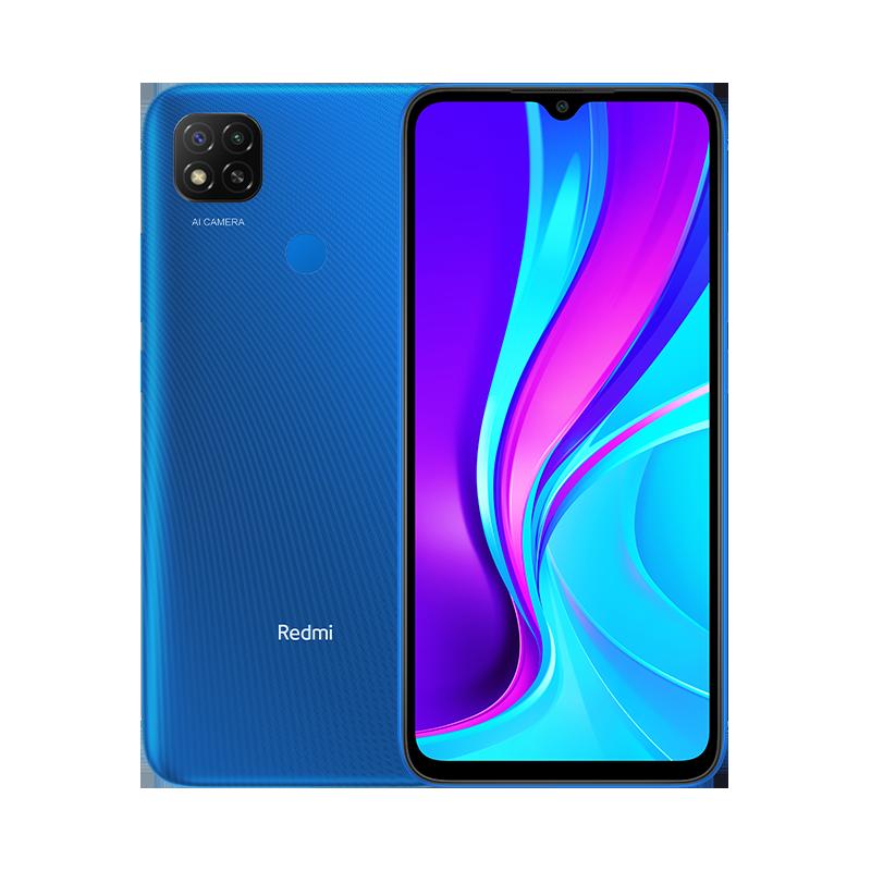 Redmi 9C NFC Azul Crepúsculo 3GB+64GB