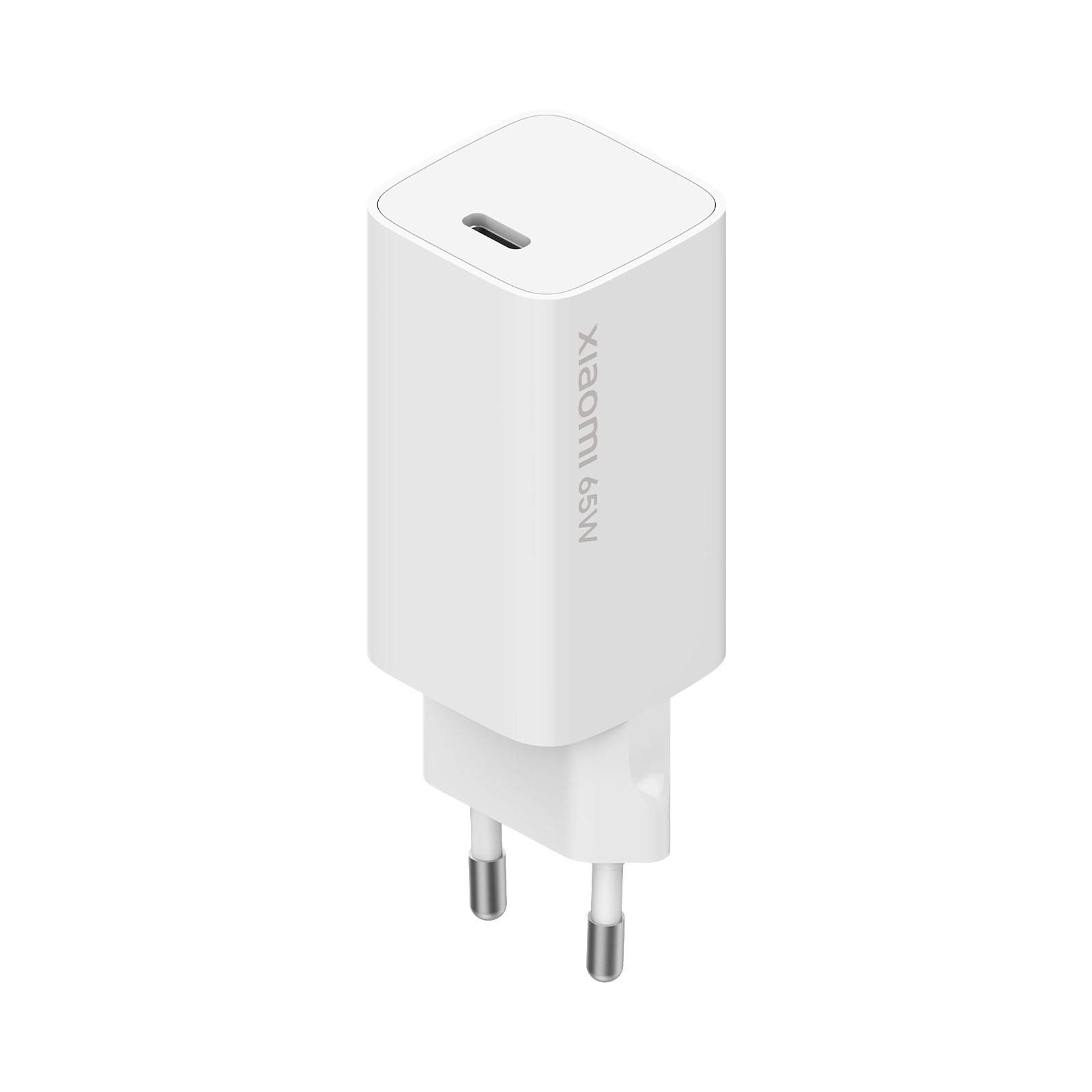 Mi 65W Fast Charger With GaN Tech White