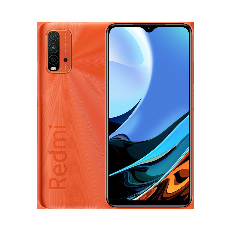 Redmi 9T Amanecer Naranja 4GB+64GB