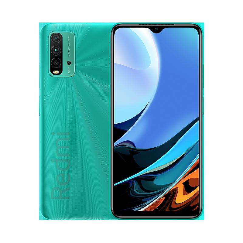 Redmi 9T Verde Océano 4GB+64GB
