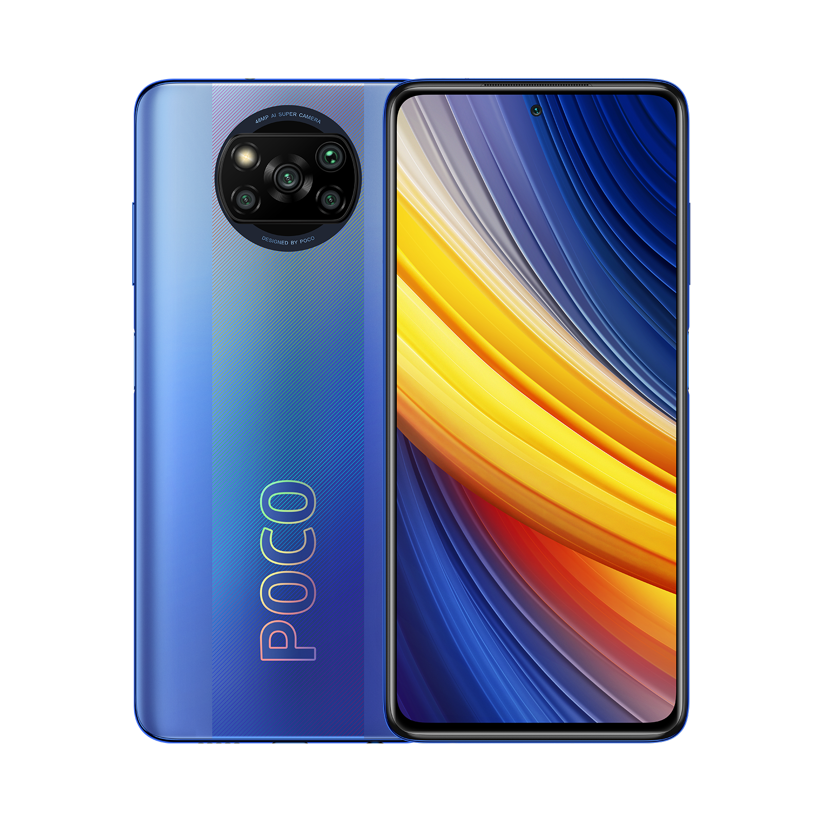 POCO X3 Pro Azul Helado 8GB+256GB