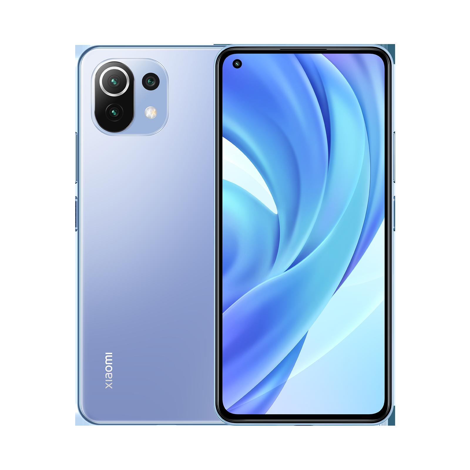 Mi 11 Lite Bubblegum Blue 6GB+128GB | Xiaomi España丨Mi.com