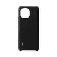 Mi 11 Rugged Leather Case Carbon Black