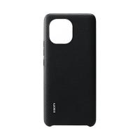 Mi 11 Rugged Vegan Leather Case (Carbon Black)