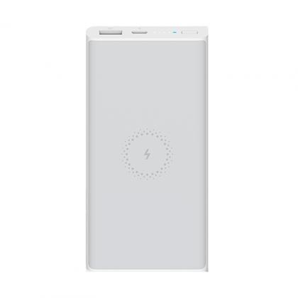 小米行動電源3 10000 無線充電版 (超值版) 白色