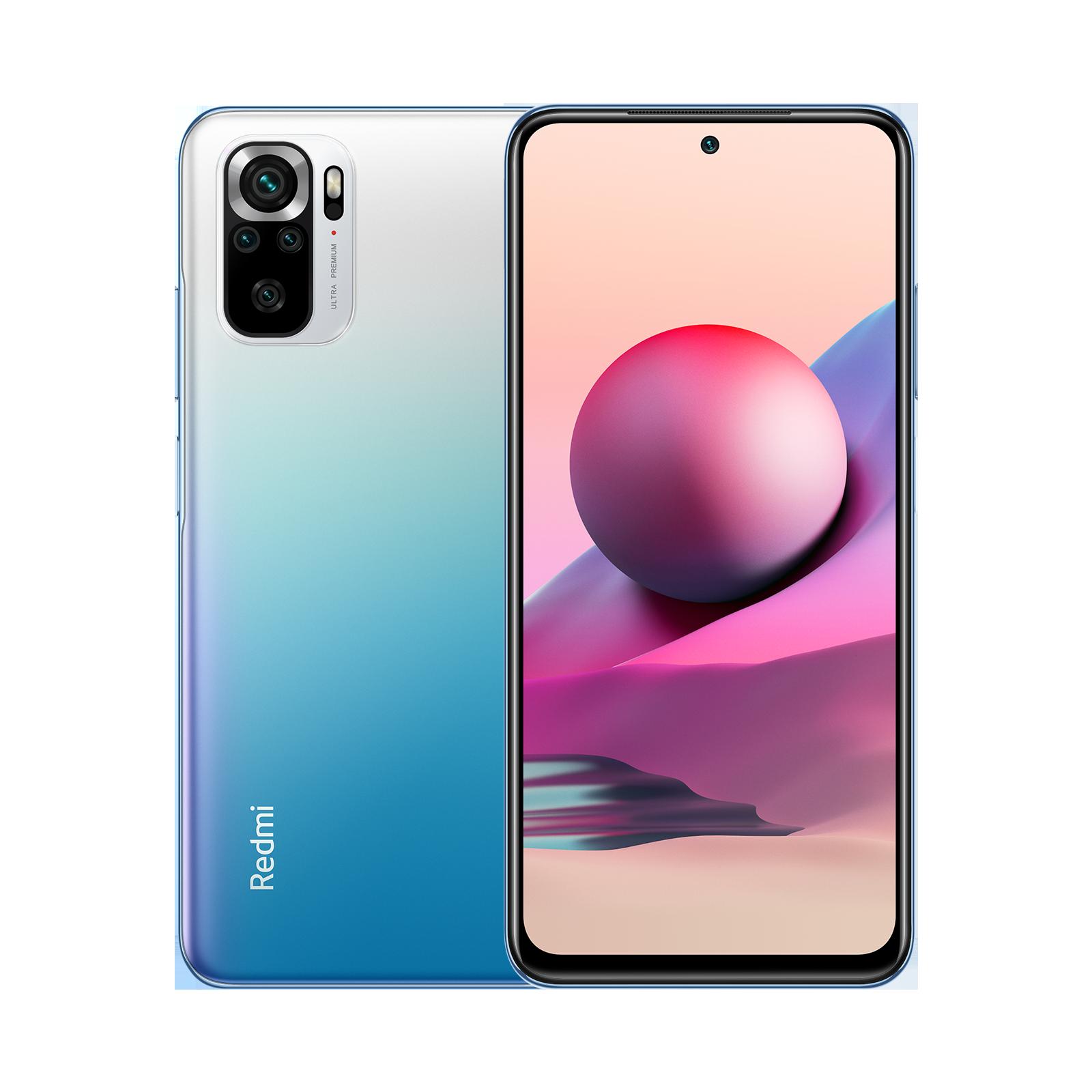 Redmi Note 10S Azul Océano 6GB+128GB