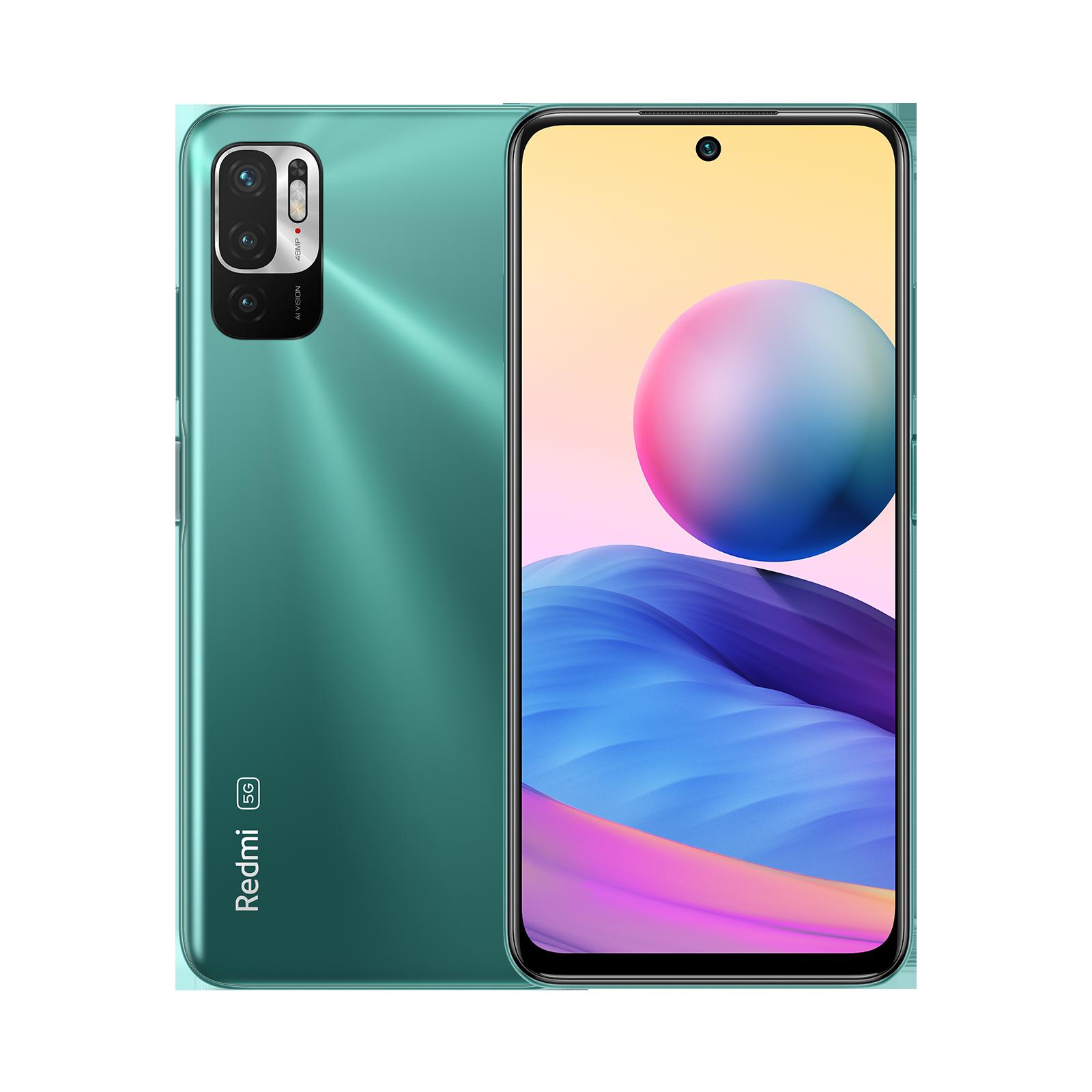 Redmi Note 10 5G Verde Aurora 4GB+64GB