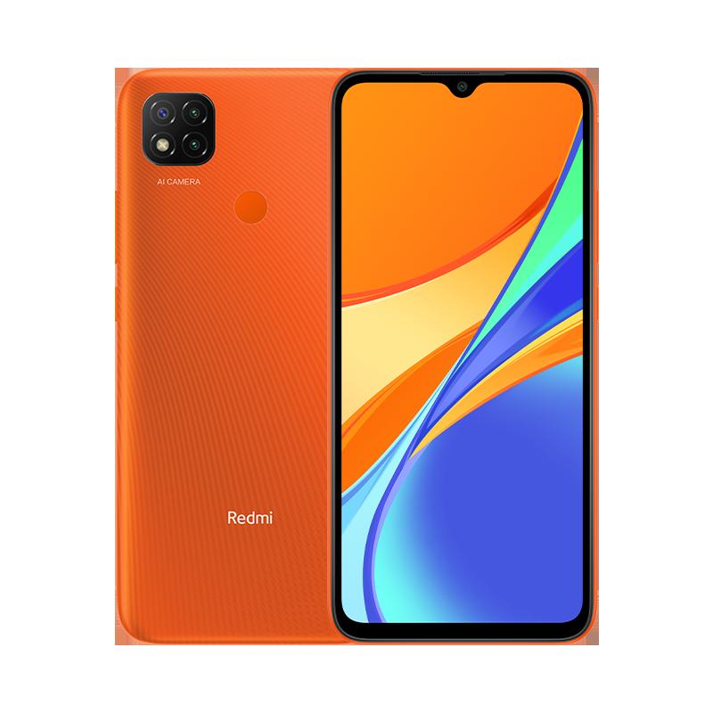 Redmi 9C Amanecer Naranja 4GB+128GB