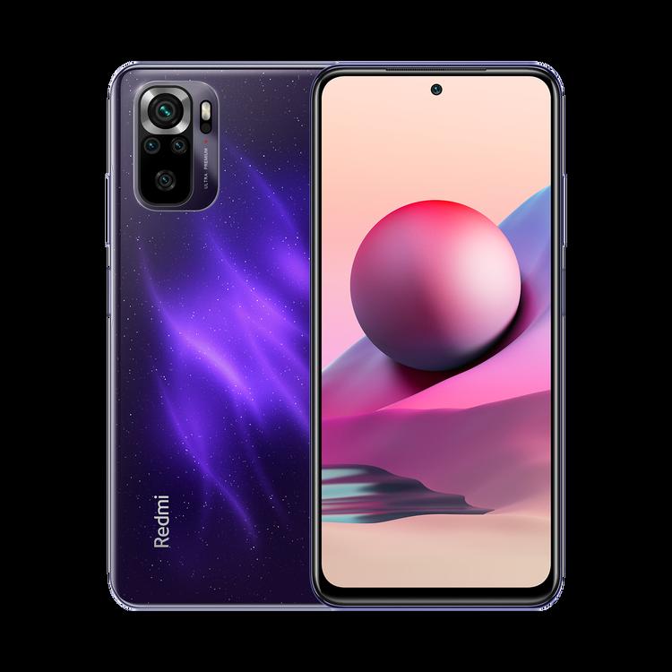 Redmi Note 10S Púrpura Estelar 6GB+128GB
