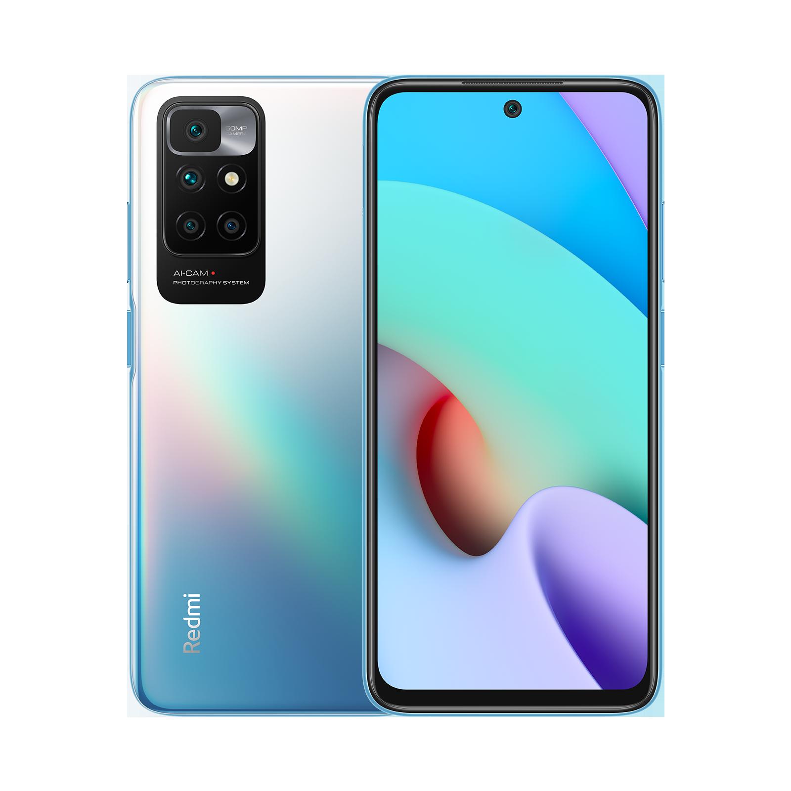 Redmi 10 Azul Marítimo 4GB+64GB