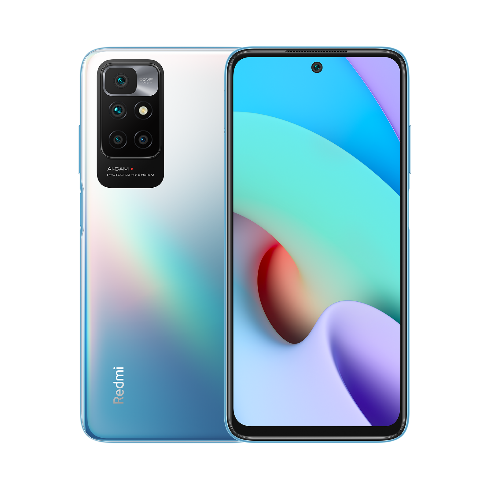 Redmi 10 (4/64 GB): Smartphone