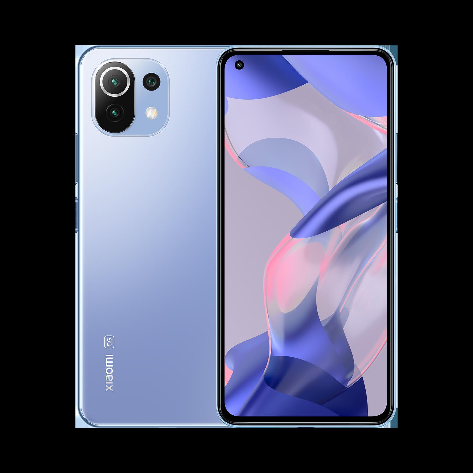 Xiaomi 11 Lite 5G NE Azul Chicle 8GB+128GB