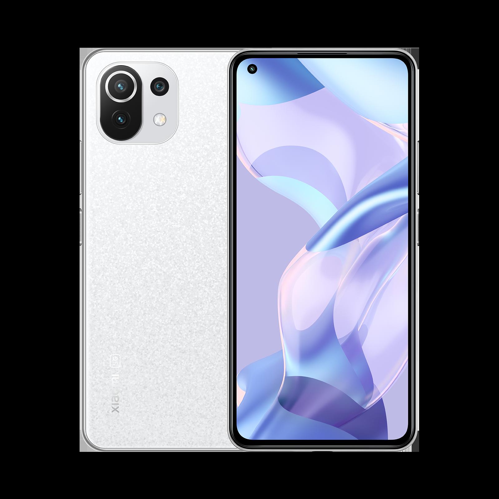 Xiaomi 11 Lite 5G NE Blanco Copo De Nieve 8GB+128GB