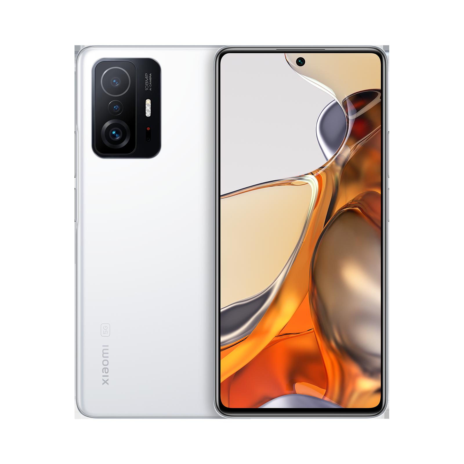 Xiaomi 11T Pro Blanco Medianoche 8GB+128GB