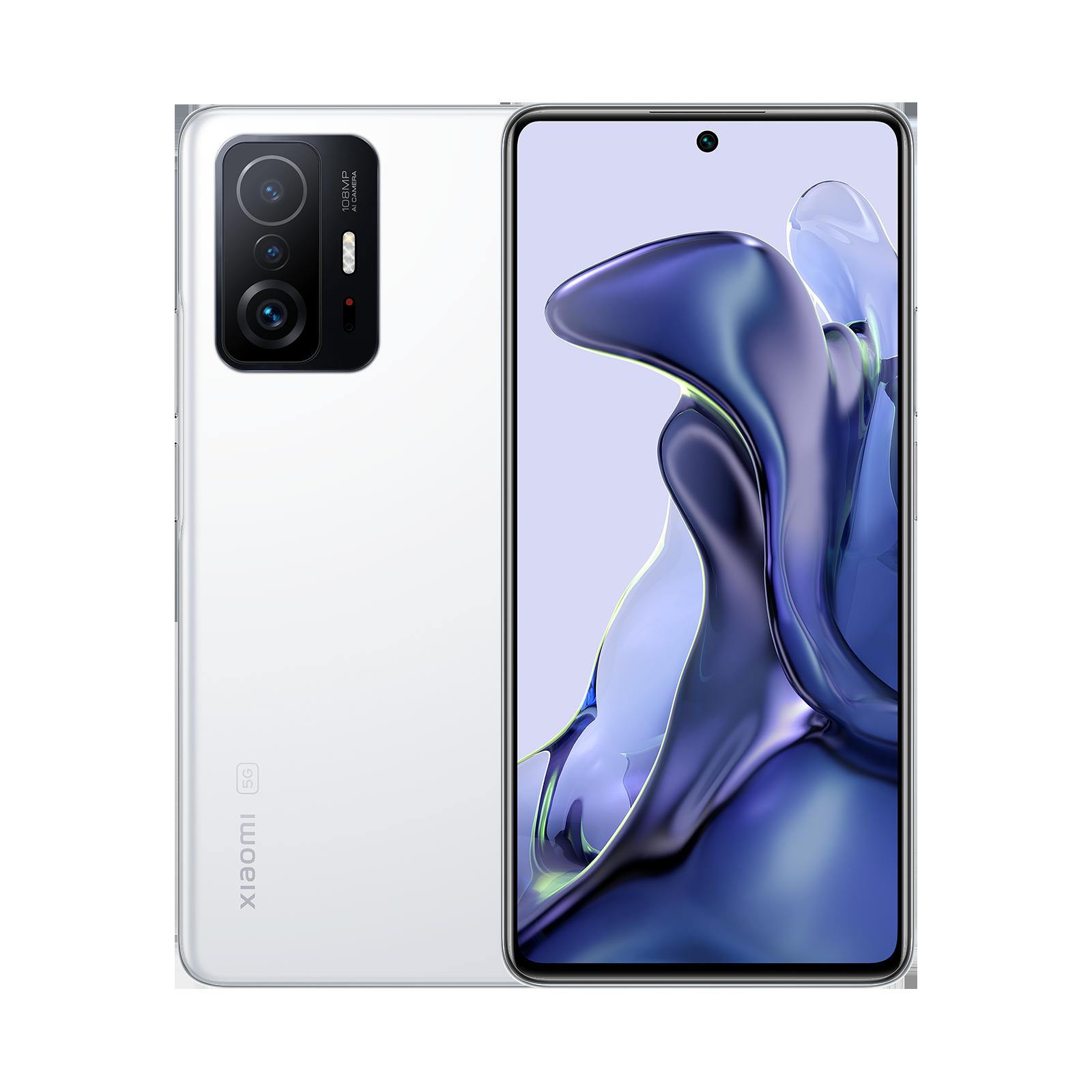 Xiaomi 11T Blanco Medianoche 8GB+256GB