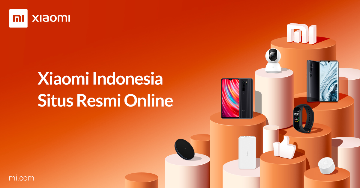 Xiaomi Indonesia Website Resmi Mi Com Xiaomi Indonesia
