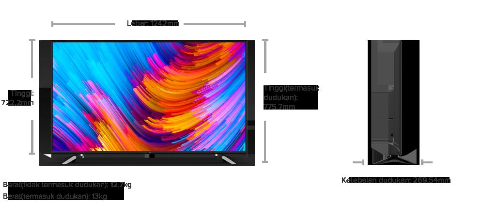 7C6D509B-16D5-85C3-BB07-E977629D82C4 Xiaomi Mi TV 55 inch UHD Android smart TV