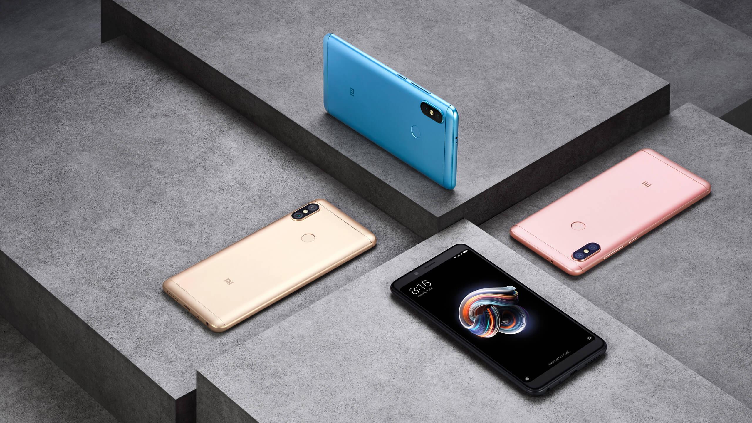 Redmi Note 5 Pro Price and Features - Mi India