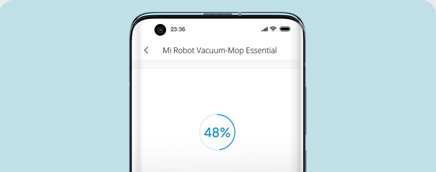 Робот-пылесос Xiaomi MiJia Mi Robot Vacuum Mop Essential MJSTG1 (EU) 28