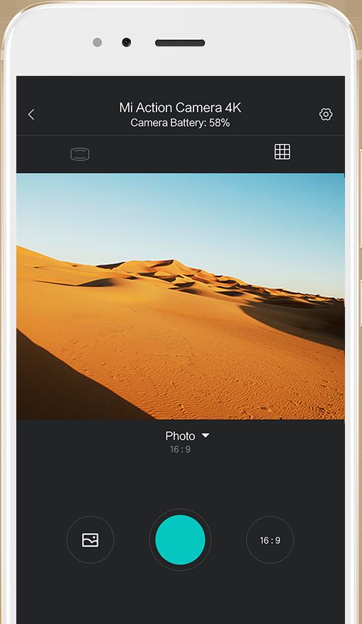 Mi action camera 4k - Xiaomi United States