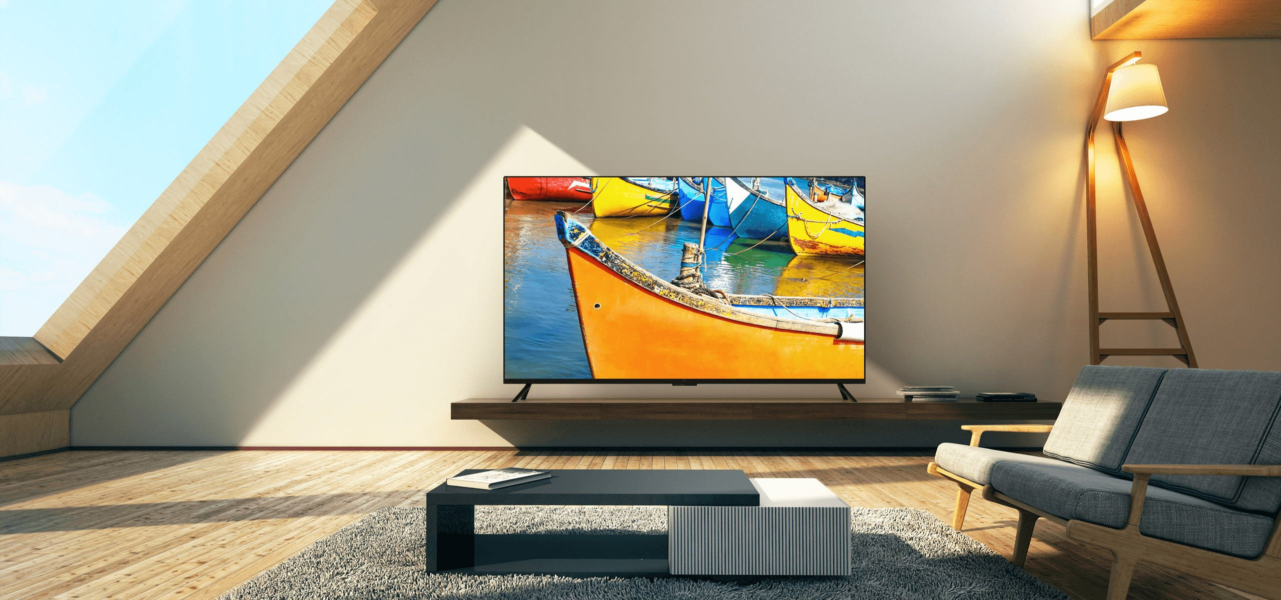 Xiaomi Bawa TV 4K 55 Inch ke Indonesia, Harganya?