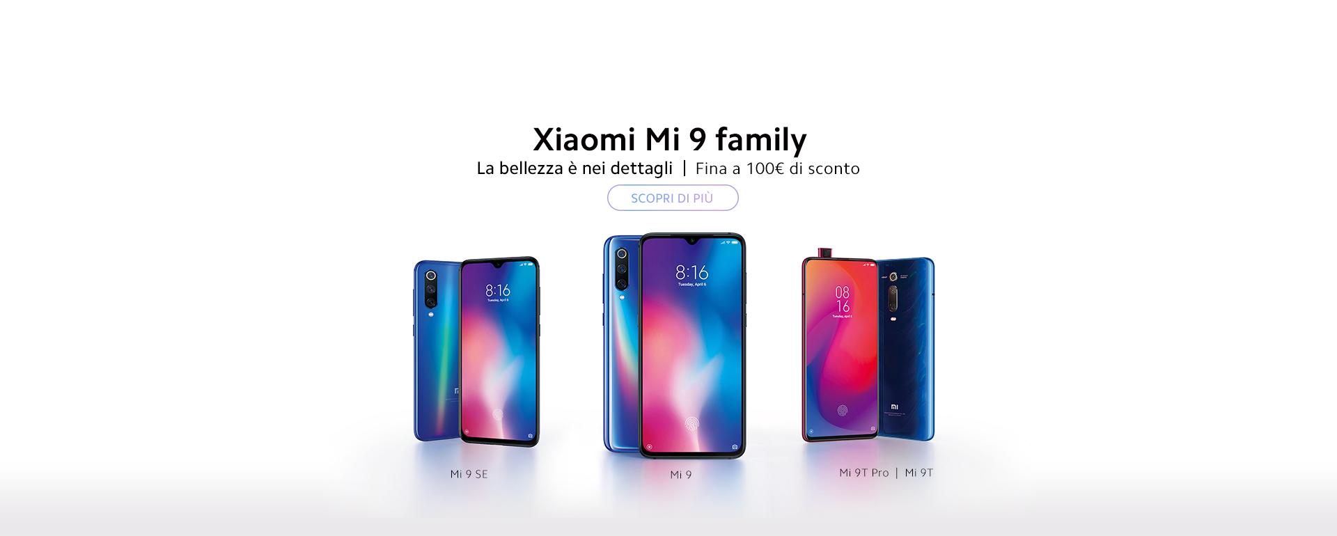 Mi 9 Family