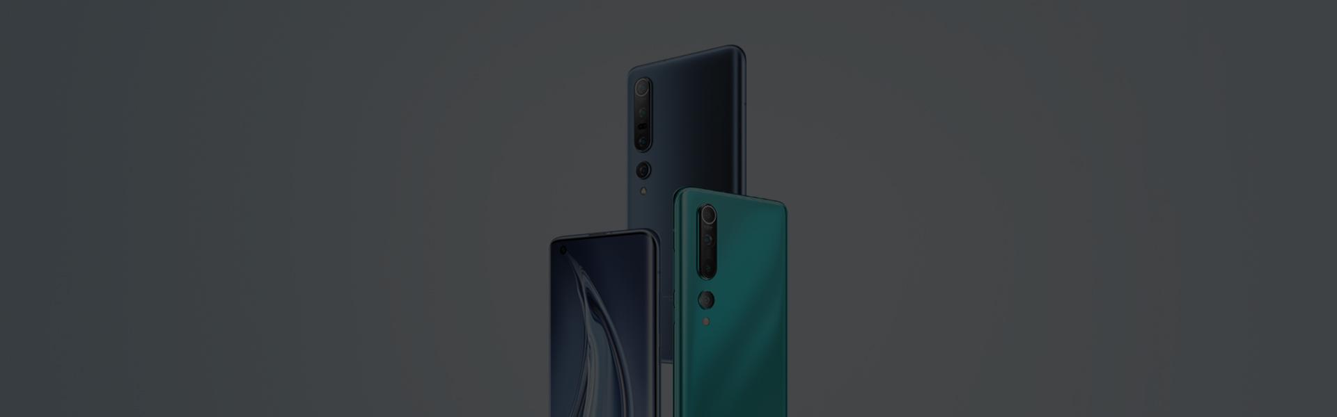 Xiaomi presenta su serie 10, con cámara de 108MP y gran calidad de vídeo