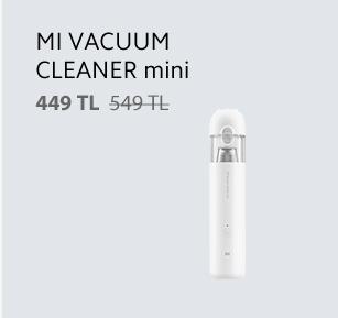 MI VACUUM CLEANER MİNİ