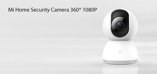 Mi Home Security Camera 360* 1080P
