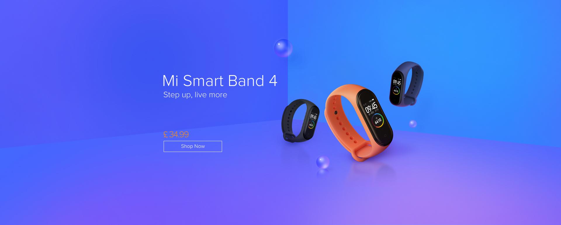 Mi Smart Band 4