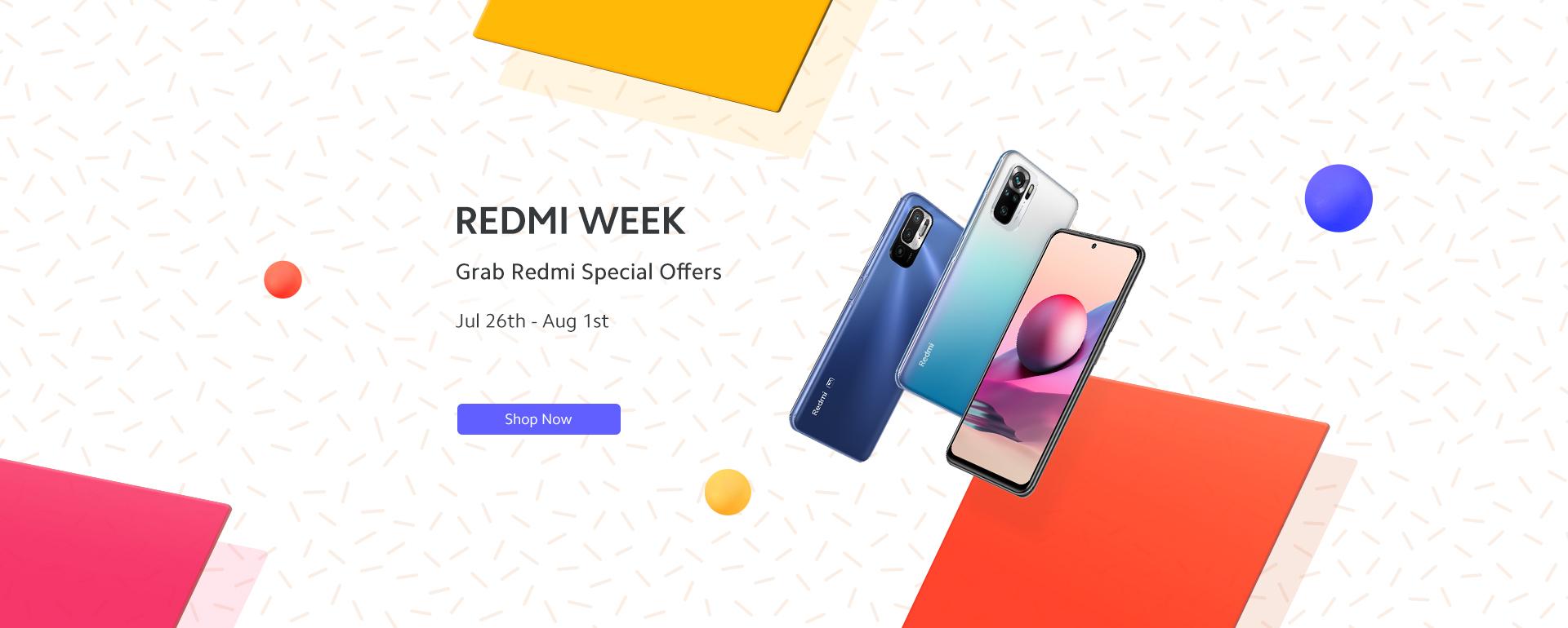 Redmi Week