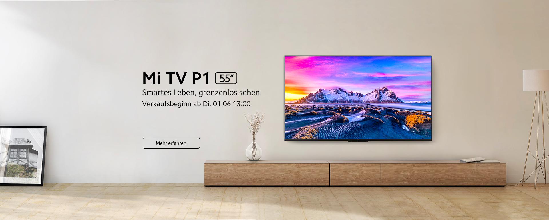 Mi TV P1 55''