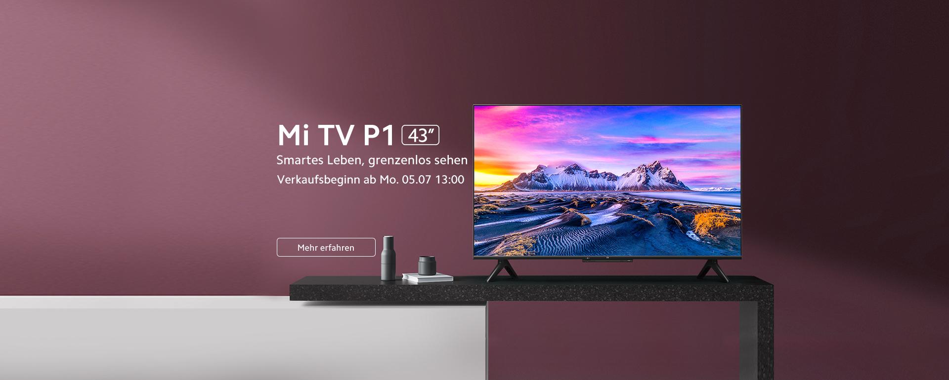 MI TV P1 43''