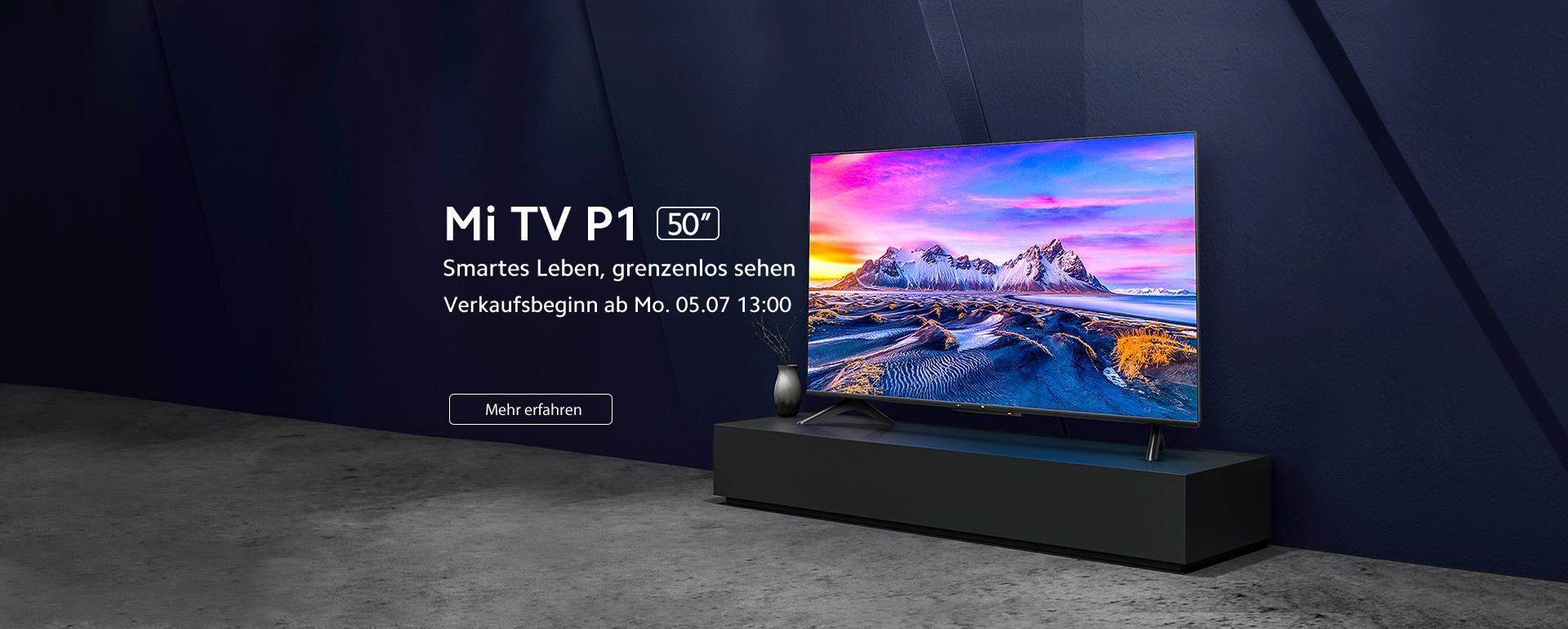 Mi TV P1 50''
