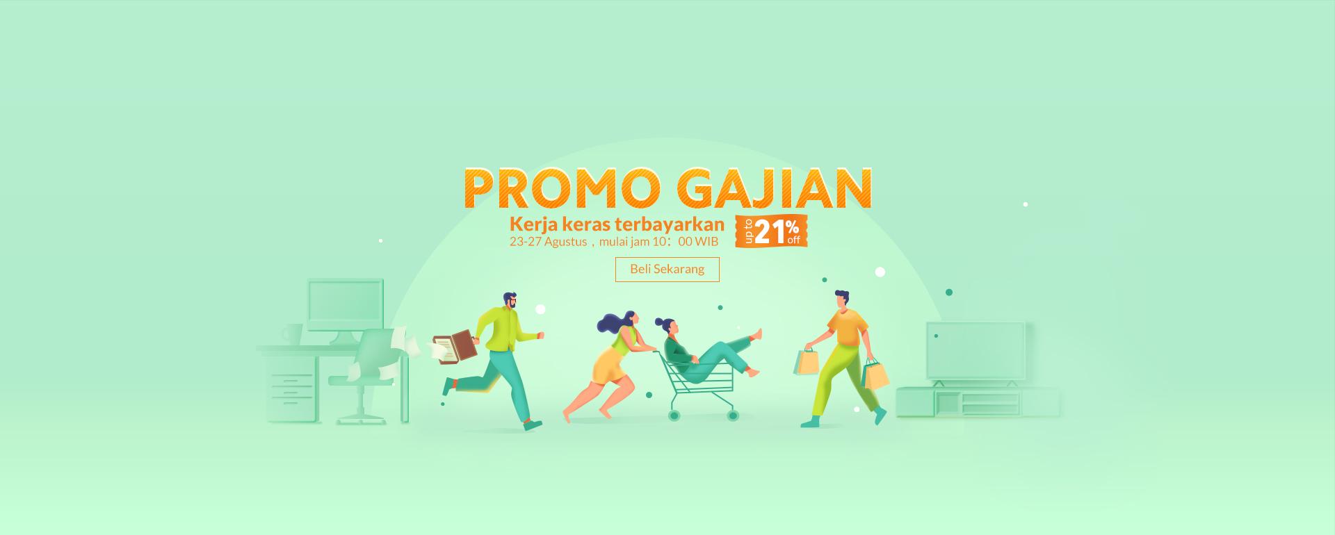 Promo Gajian