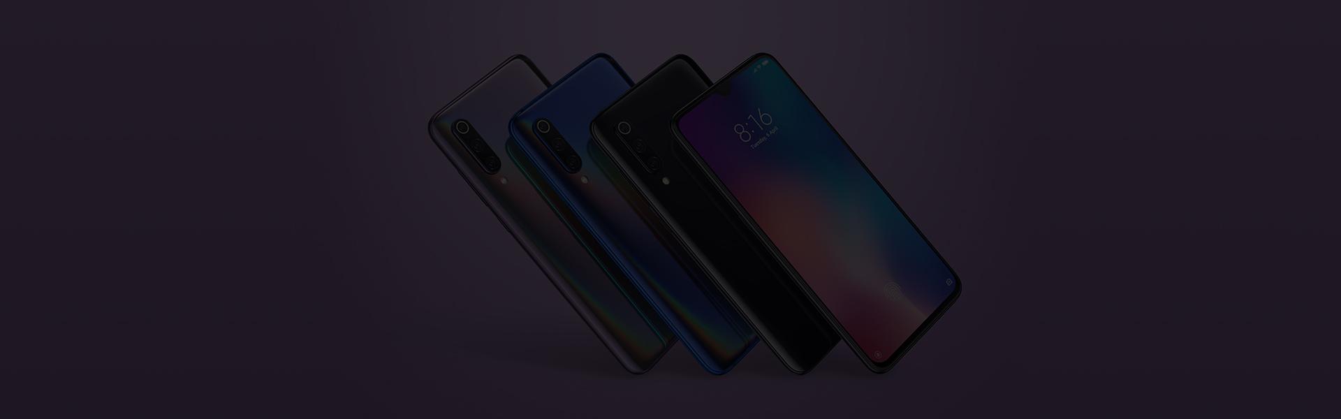 TOP 5 điểm ấn tượng với Xiaomi Mi 9 chính hãng