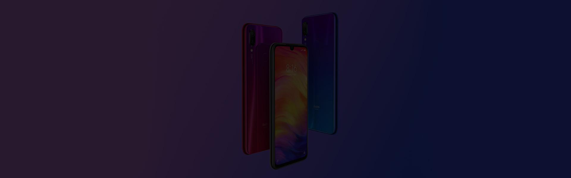 Xiaomi Redmi Note 7 chính h?ng, r? ràng nó là ?i?n tho?i qu?c dan c?a 2019!